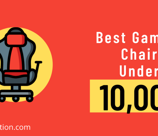 Best Gaming chair under 10000
