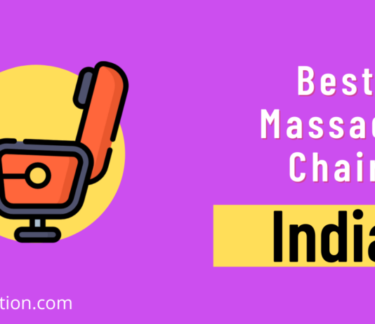 best massage chair in india