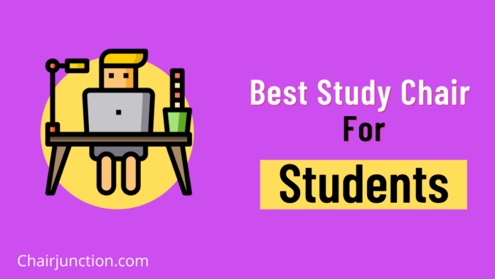 Best Study Chairs for Students in India