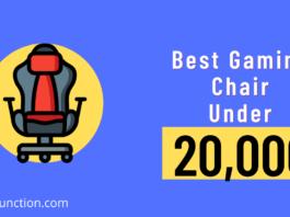 Best gaming chair under 20000